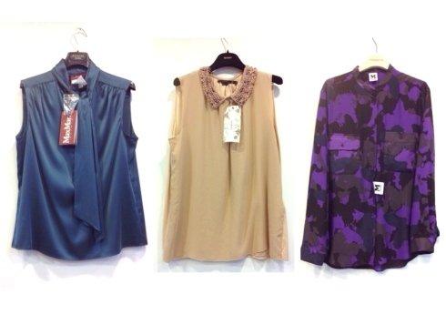 casacca e camicia donna