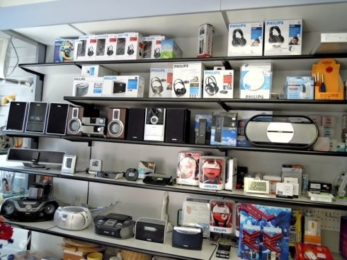 Vendita Televisori, videoregistratori, radio