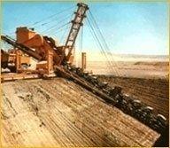 Escavatore per cava