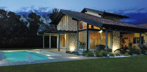 case costruite con la bioedilizia