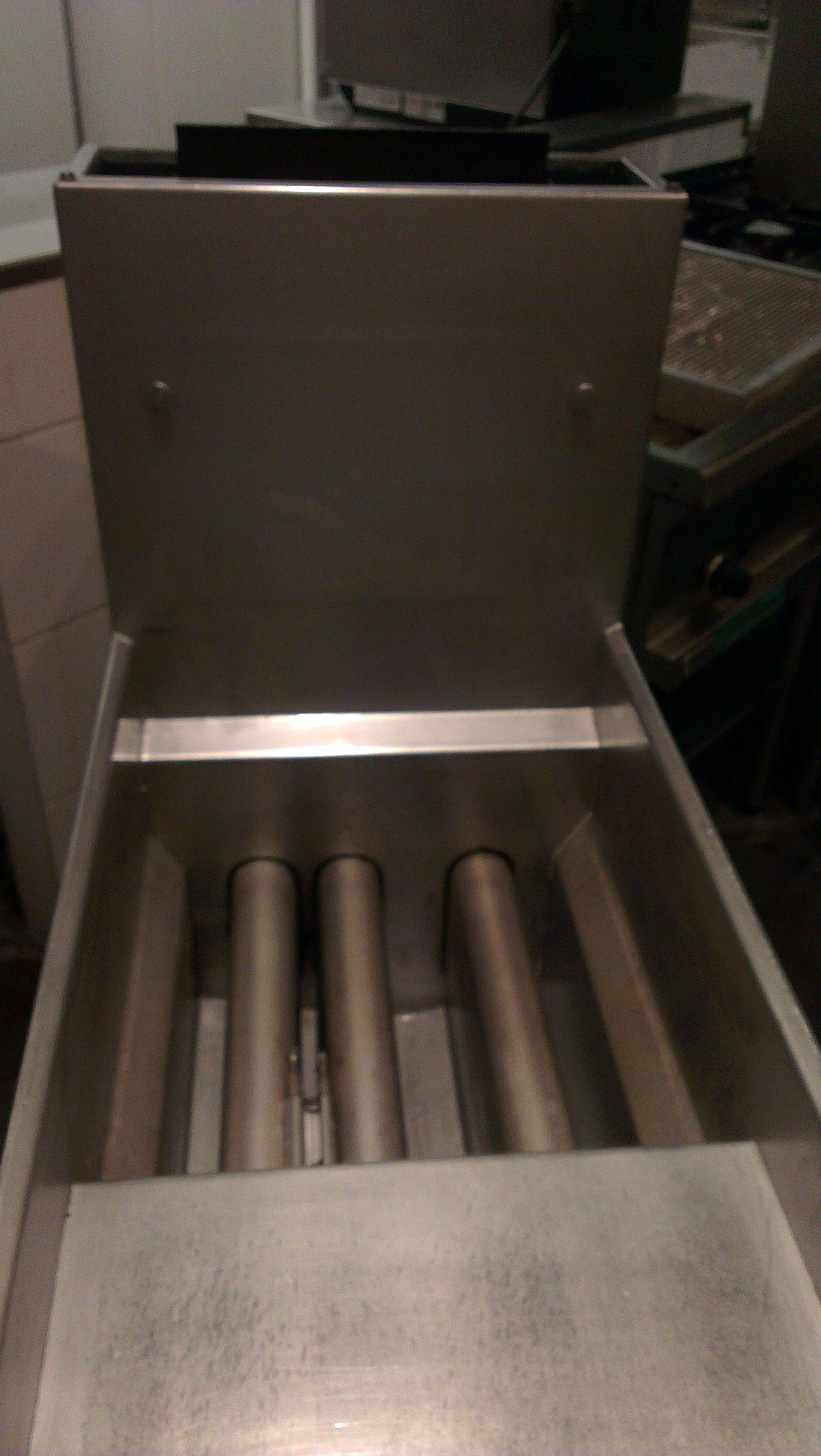 Kitchen Equipment after