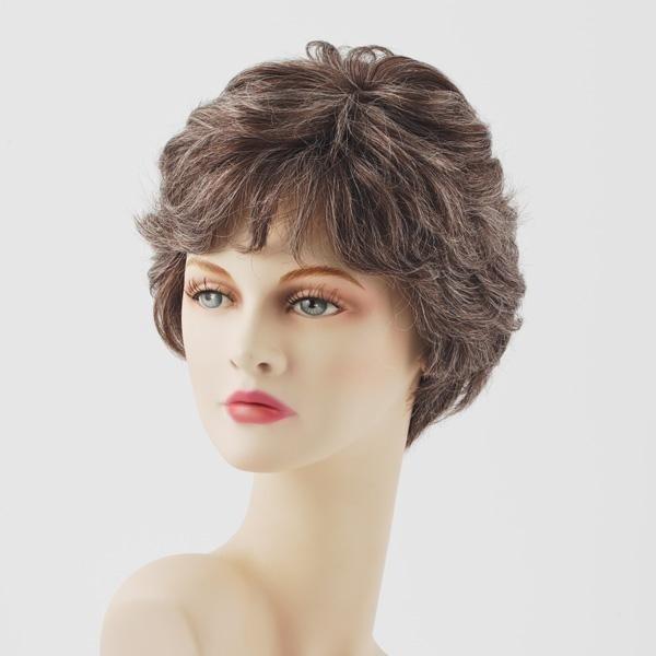 parrucca capelli corti