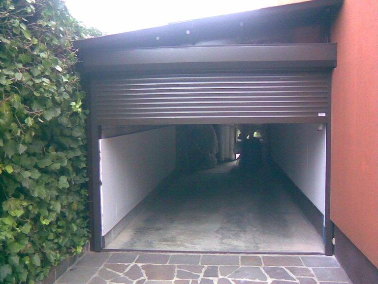 Tapparelle Unibox per garage