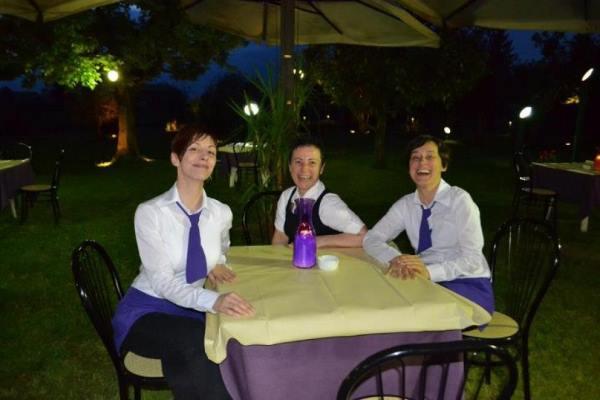 Le migliori cameriere di italia