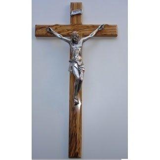 crocefisso legno pregiato