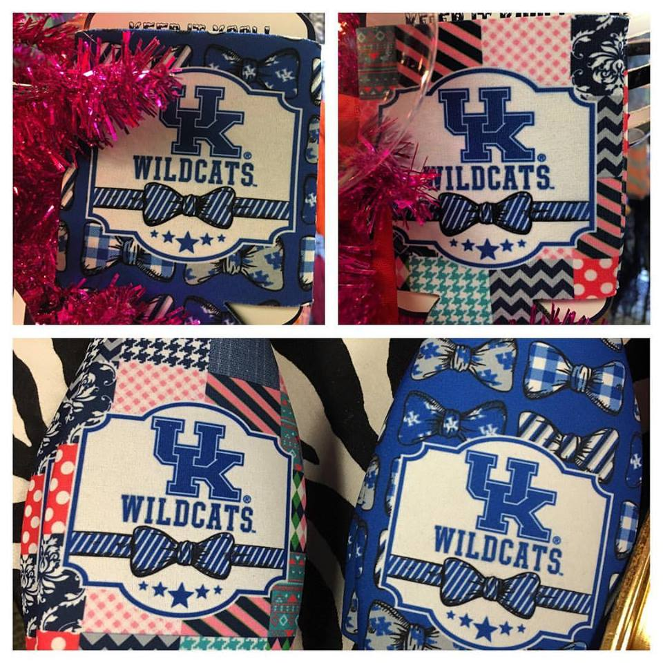 Wildcats printed material