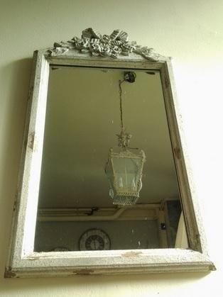 specchio rettangolare nodo d
