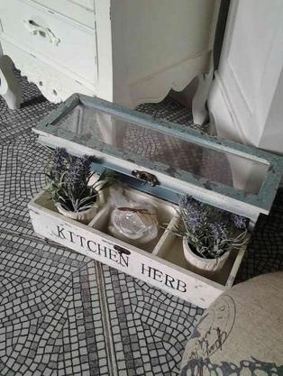 serretta kitchen herbs