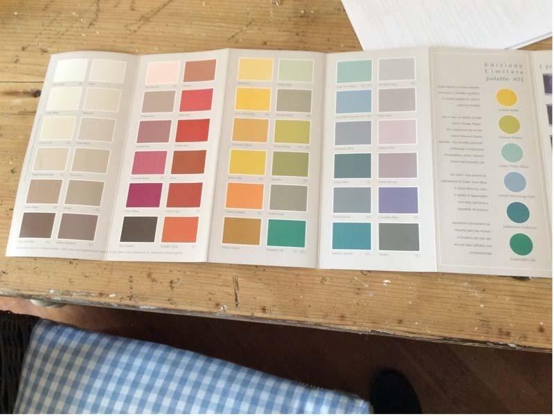 colori per mobili