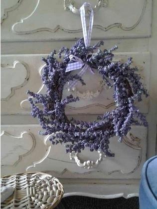ghirlanda lavendel piccola