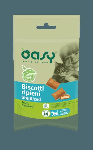 snack per gatti Oasy Ultrazoo Roma