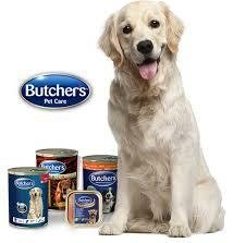 alimenti per cani Butchers