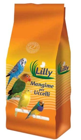 mangime per uccelli BREEDER LILLY