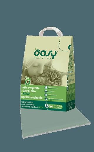 lettiere per gatti Oasy Ultrazoo Roma