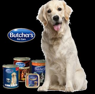 promozione alimenti per cani Butchers