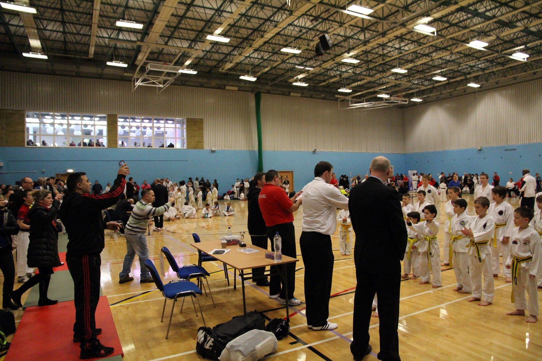 karate tests