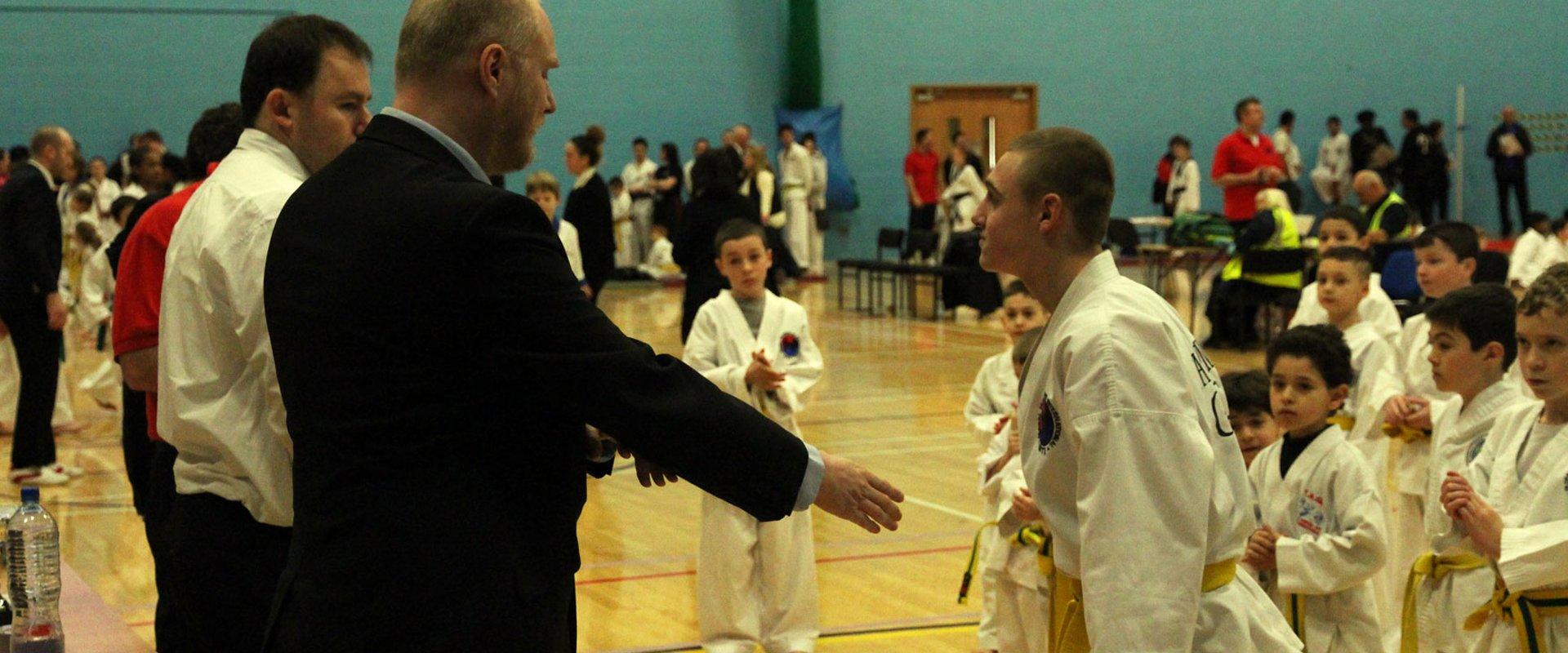 karate expert