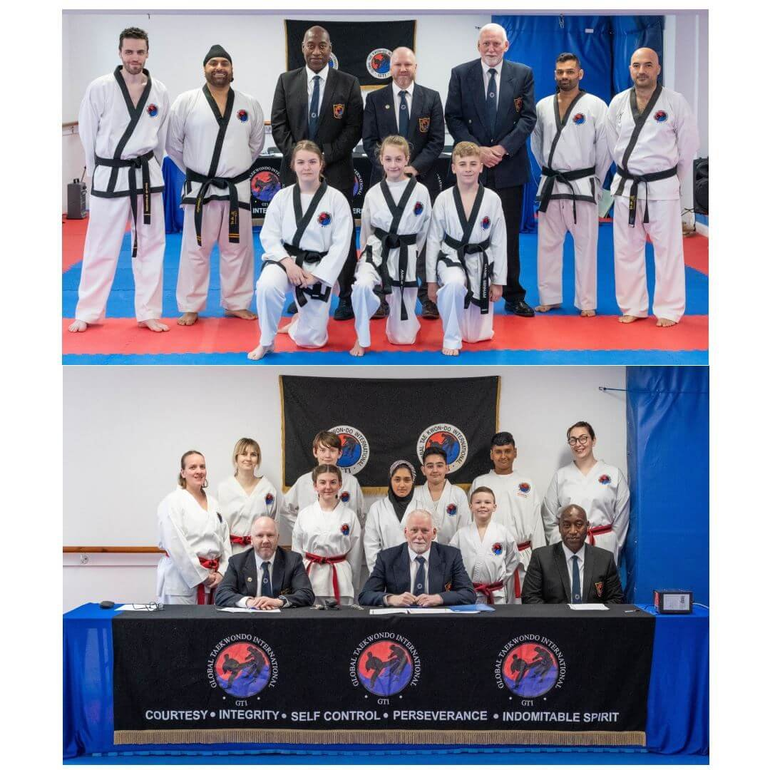 Global Taekwondo International | GTI Taekwondo Official Website | UK