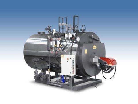 Generatore di vapore a tubi