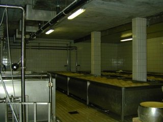 Vendita vasche e gabbie per la salamoia