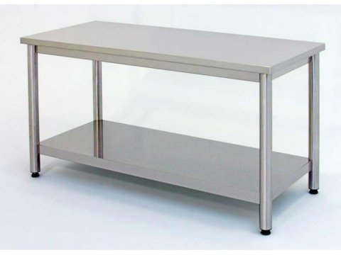 Vendita tavoli in acciaio inox