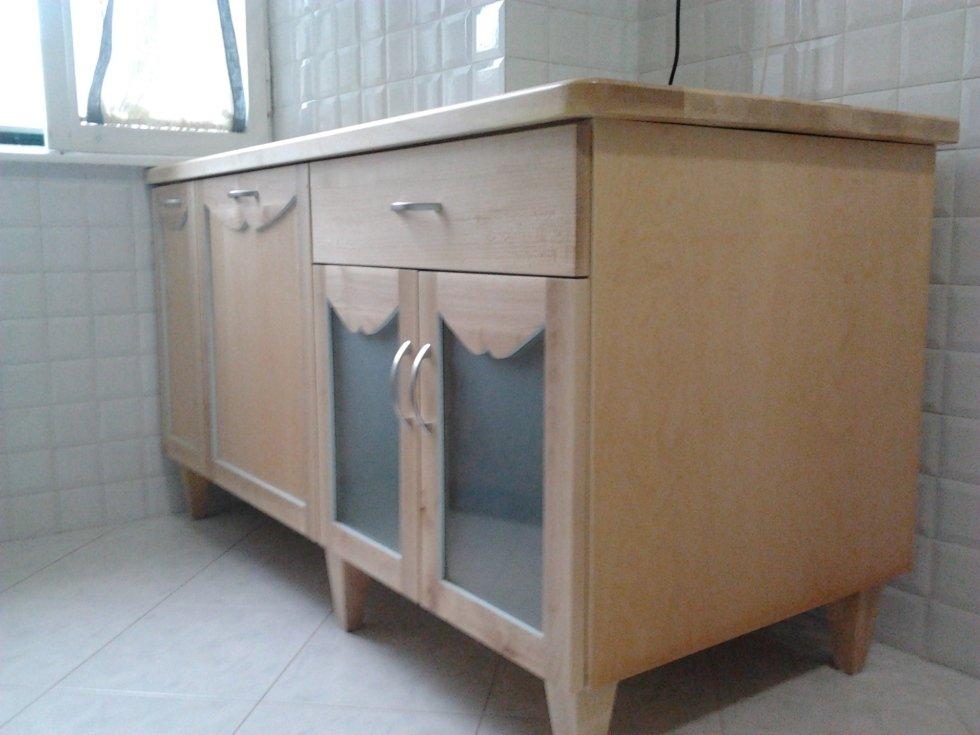 Mobili in legno su misura latina canada house - Ristrutturazione mobili legno ...