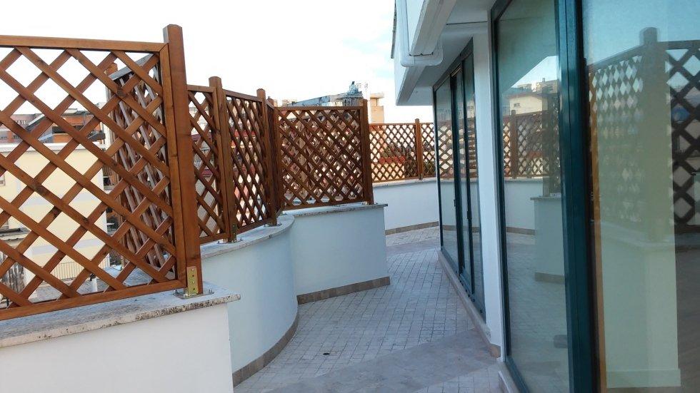 Grigliati balcone