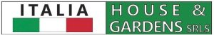 italia house gardens logo