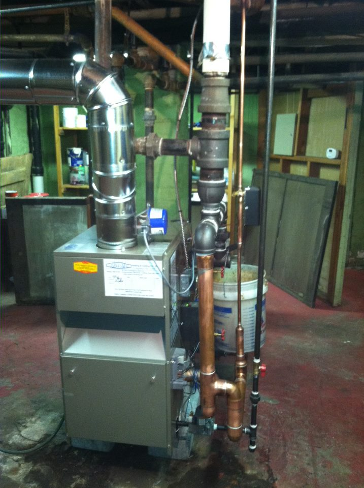 air conditioning installation Albany, NY