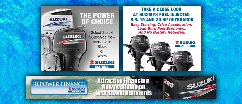 Suzuki Financing And Outboard Motors Frahm Marine Werx