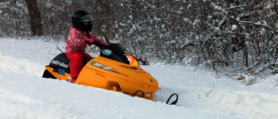 Snowmobiles Stewartville, Minnesota