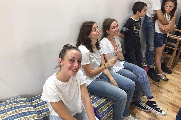 Studentesse di teatro