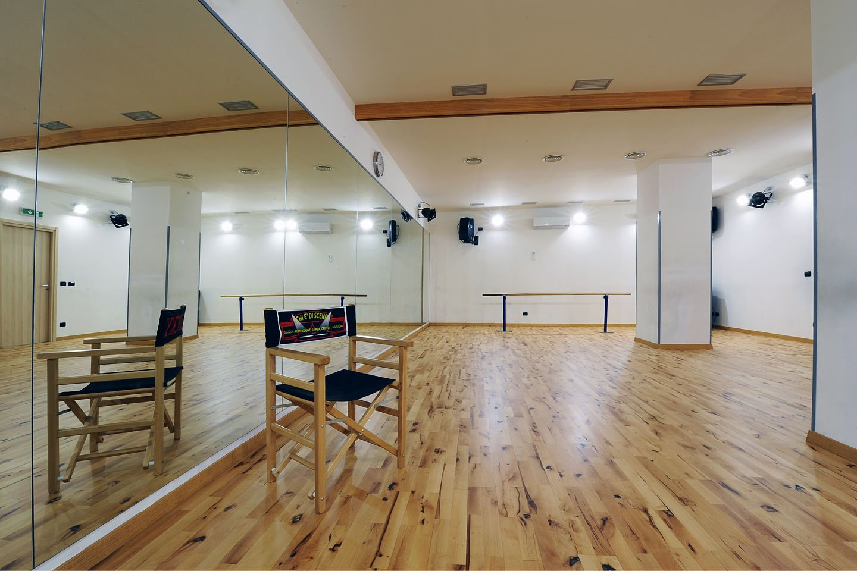 stanza di danza