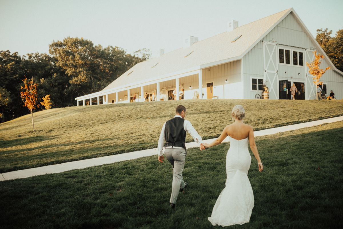 Barn Wedding & Event Venue Near Madison - The Fields Reserve