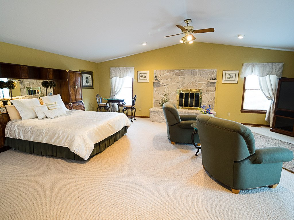 French indiana lick luxury suite
