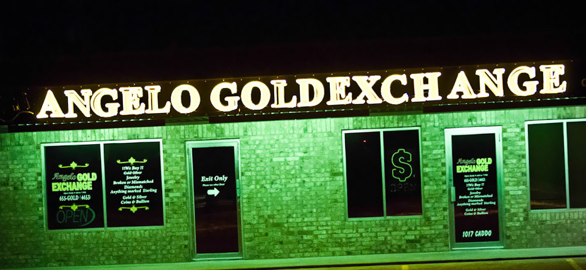 Custom LED Signs San Angelo, TX