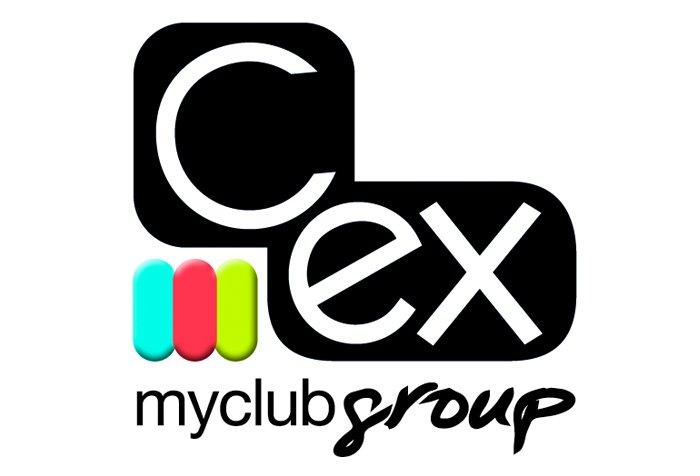 cex myclub group logo