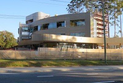 renovations of coffs harbour justice precinct