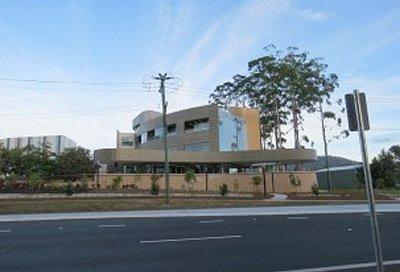coffs harbour justice precinct street view