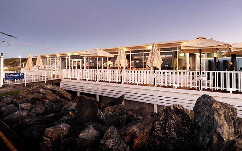lattitude 30 restaurant exterior