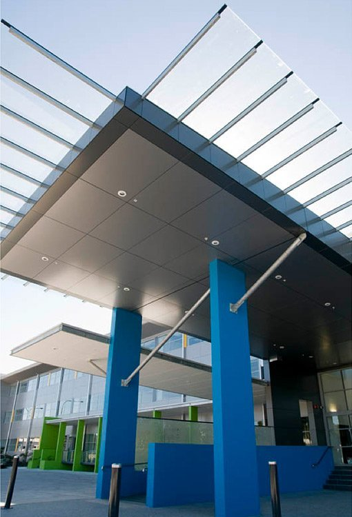 specialist medical centre awning