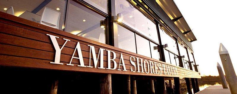 yamba shores tavern exterior