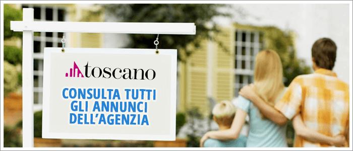 Consulta tutti gli annunci dell'Agenzia Toscano Immobiliare Vomero Napoli