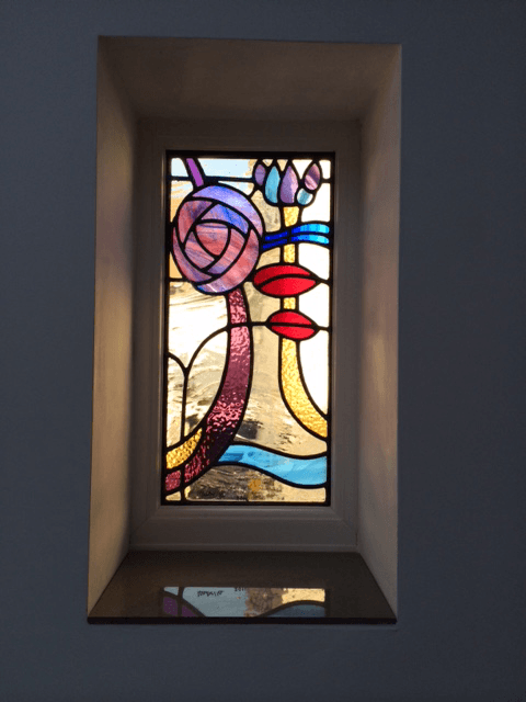 bespoke glass design