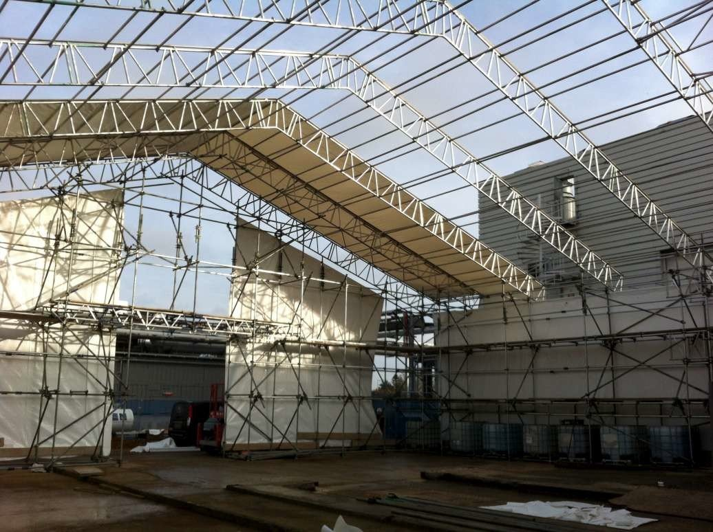 safety netting installation