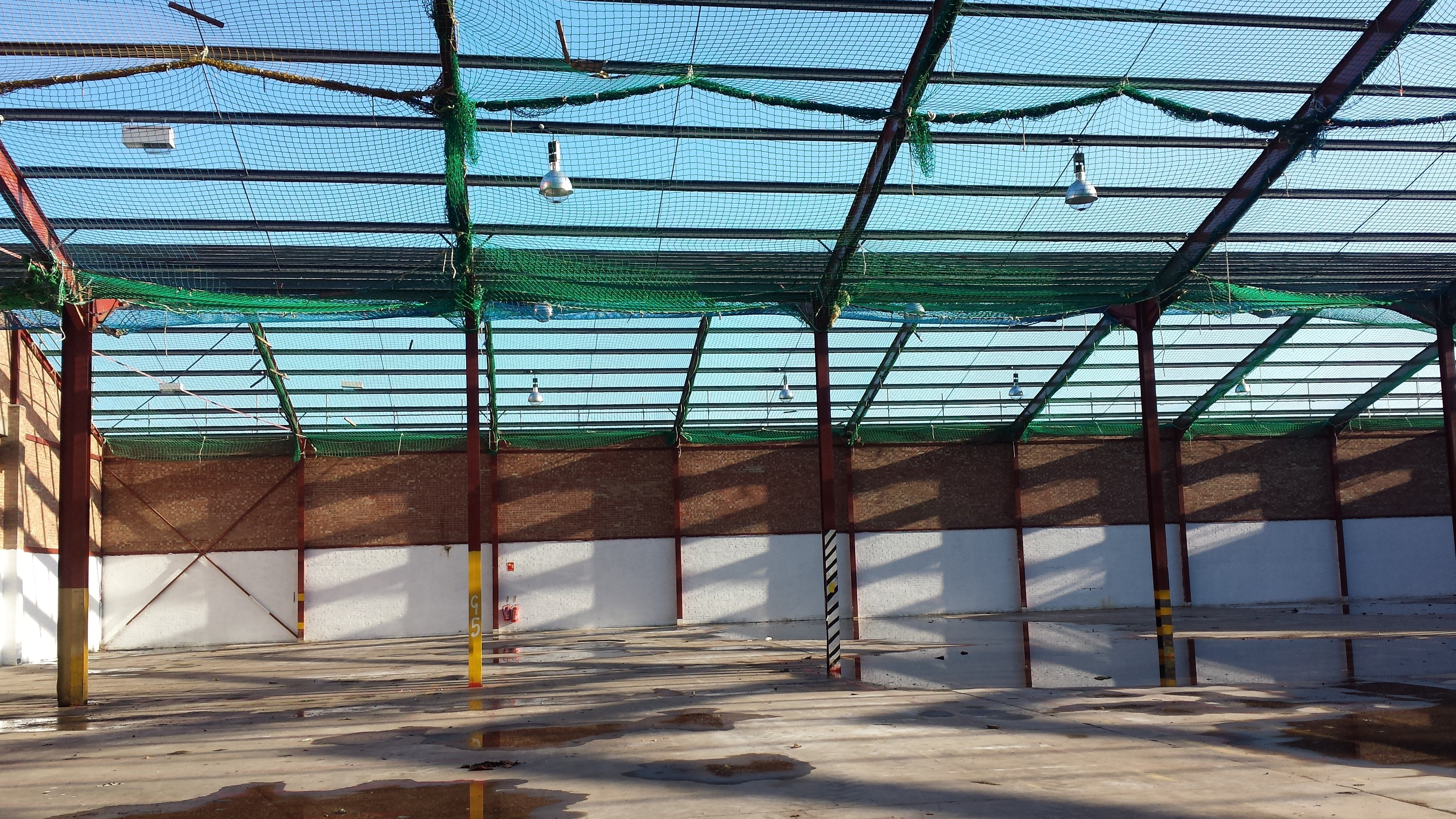 scaffolding erection