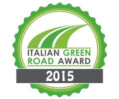 Italian Green Road Award - Logo