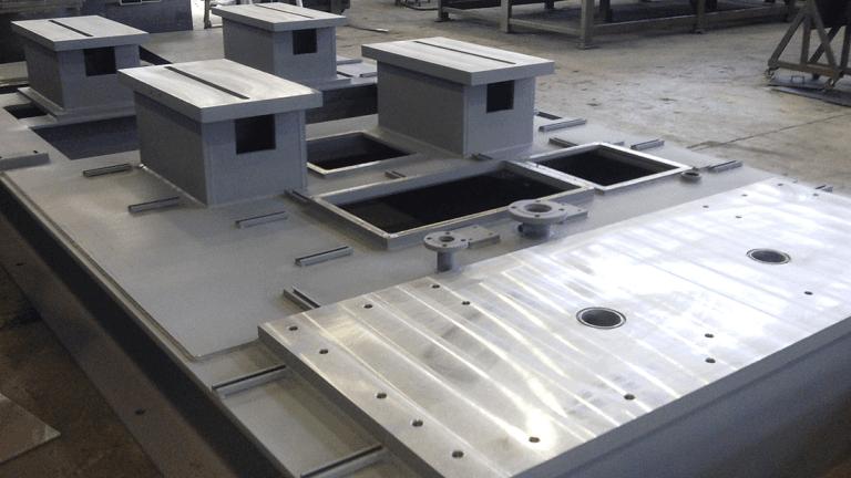 macchinario per la fabbricazione di telai