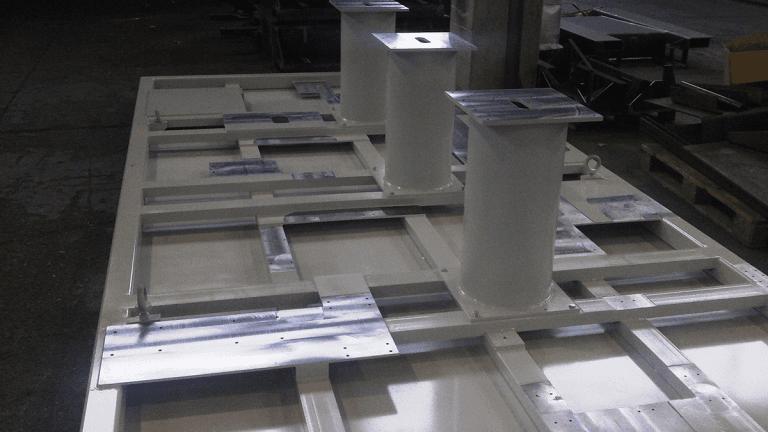macchinario per telai