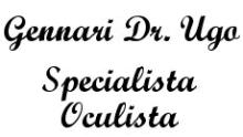 Gennari Dr. Ugo - Specialista Oculista - LOGO